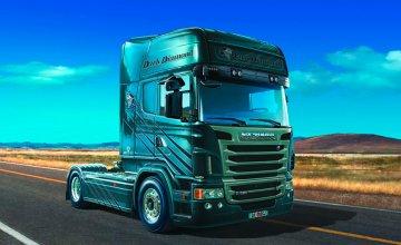 Scania R440 · IT 3858 ·  Italeri · 1:24