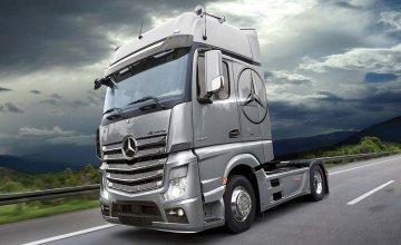 Mercedes Benz Actros MP4 Gigaspace · IT 3905 ·  Italeri · 1:24
