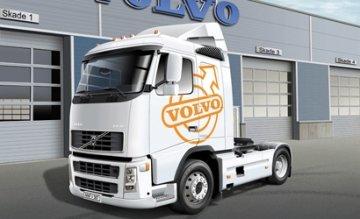 Volvo FH16 520 Sleeper CAB · IT 3907 ·  Italeri · 1:24