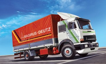 Magirus Deutz 360 M19 · IT 3912 ·  Italeri · 1:24