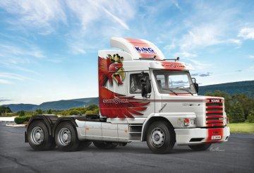 Scania T143H 6x2 · IT 3937 ·  Italeri · 1:24