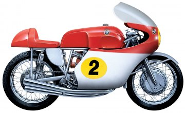 MV Agusta 1964 500cc 4Zyl. · IT 4630 ·  Italeri · 1:9