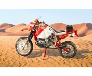 BMW R80 G/S 1000 Dakar 1985 · IT 4641 ·  Italeri · 1:9