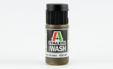 Dunkelbraun (Acryl Model Wash) · IT 4951AMW ·  Italeri