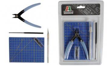 Italeri Werkzeug-Set Plastik-Modellbau · IT 50815 ·  Italeri