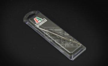 Pinzette, spitz mit Arretierung - 160mm · IT 50821 ·  Italeri