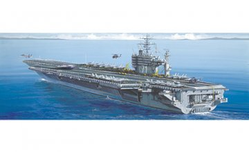USS Roosevelt · IT 5531 ·  Italeri · 1:720