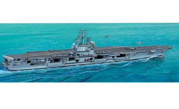 USS Ronald Reagan (Nimitz) · IT 5533 ·  Italeri · 1:720