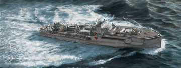 Schnellboot Typ S-38 /4.0cm Flak 28 · IT 5620 ·  Italeri · 1:35