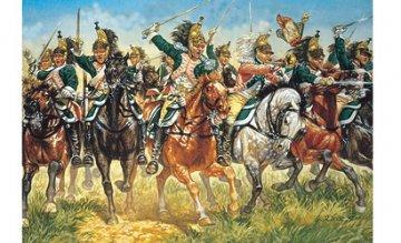 French Dragoons (1815) · IT 6015 ·  Italeri · 1:72