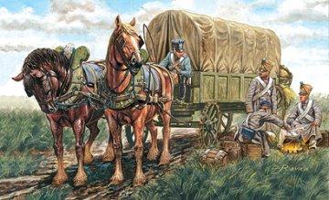 Napoleonic War Accessories · IT 6017 ·  Italeri · 1:72