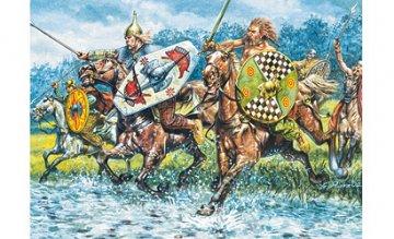 Celtic Cavalry · IT 6029 ·  Italeri · 1:72