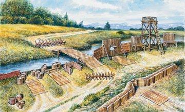 Battlefield Accessory Set · IT 6030 ·  Italeri · 1:72