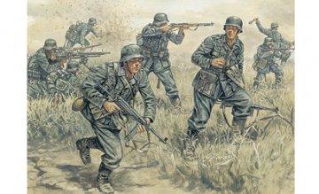 German Infantry WW II · IT 6033 ·  Italeri · 1:72