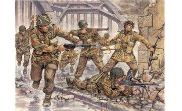 British Red Devils WW II · IT 6034 ·  Italeri · 1:72
