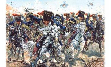 Krimkrieg - Britische Hussaren · IT 6052 ·  Italeri · 1:72