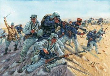 French Foreign Legion · IT 6054 ·  Italeri · 1:72
