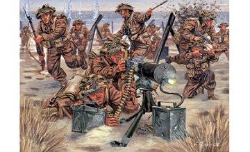 British Infantry WWII · IT 6056 ·  Italeri · 1:72