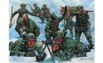 Italian Mountain Troops Alpini WWII · IT 6059 ·  Italeri · 1:72