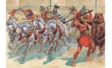 Gladiators · IT 6062 ·  Italeri · 1:72