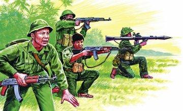 Vietnamese Army/Vietcong, Vietnam War · IT 6079 ·  Italeri · 1:72