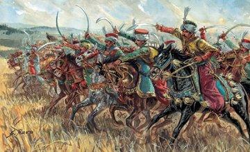 Napoleonic Wars - Mameluks · IT 6082 ·  Italeri · 1:72