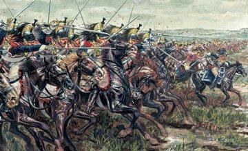 Napoleonic Wars - French Cuirassiers · IT 6084 ·  Italeri · 1:72
