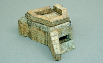 AT/AA Bunker World War II · IT 6091 ·  Italeri · 1:72
