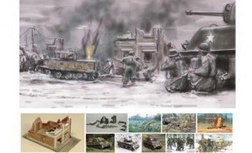Battle of Bastone · IT 6113 ·  Italeri · 1:72