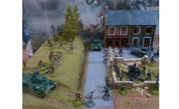 WWII Battle Set: Battle of Arras´40 · IT 6118 ·  Italeri · 1:72