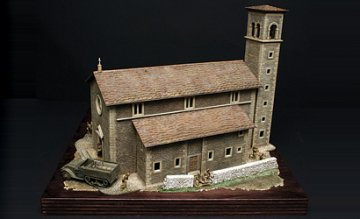Church · IT 6129 ·  Italeri · 1:72