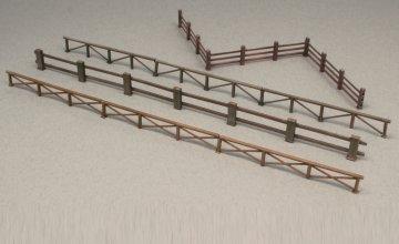 Fences · IT 6141 ·  Italeri · 1:72
