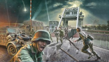 Battle-Set-Pegasus Bridge · IT 6194 ·  Italeri · 1:72