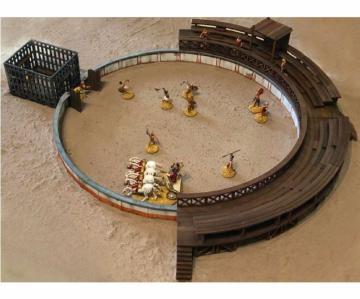 Gladiators Fight Ludus Gladiatorius · IT 6196 ·  Italeri · 1:72
