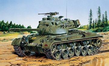 M47 Patton · IT 6447 ·  Italeri · 1:35