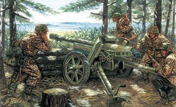PAK 97/38 AT Gun with Servants · IT 6460 ·  Italeri · 1:35