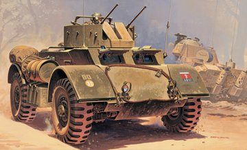 Staghound AA · IT 6463 ·  Italeri · 1:35