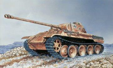 Pz. Kpfw. V Panther Ausf. D · IT 6473 ·  Italeri · 1:35