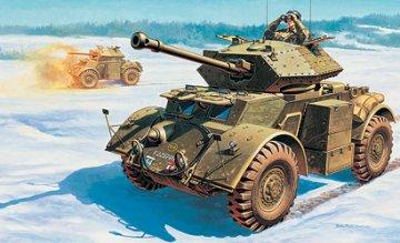 Staghound Mk.III · IT 6478 ·  Italeri · 1:35