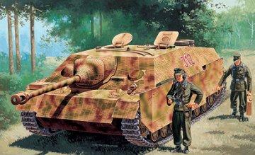 Sd.Kfz.162 Jagdpanzer IV · IT 6488 ·  Italeri · 1:35
