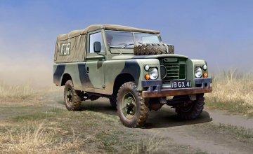 Land Rover 109 LWB · IT 6508 ·  Italeri · 1:35