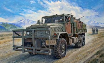 M923 Hillbilly Gun Truck · IT 6513 ·  Italeri · 1:35