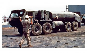 Mod. US M978 Fuel Service Truck · IT 6554 ·  Italeri · 1:35