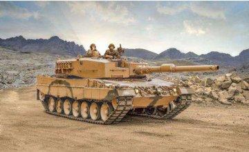 Leopard 2A4 · IT 6559 ·  Italeri · 1:35