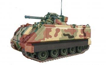 M163 VADS · IT 6560 ·  Italeri · 1:35