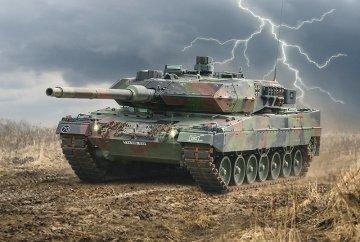 Leopard 2A6 · IT 6567 ·  Italeri · 1:35