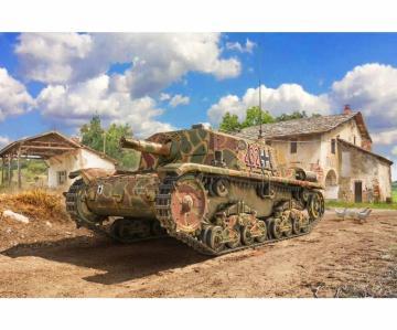 Semovente M42 da 75/18 mm · IT 6569 ·  Italeri · 1:35