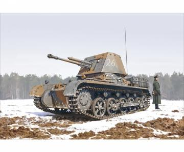 German Panzerjäger I · IT 6577 ·  Italeri · 1:35