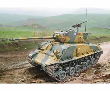 US M4A3E8 Sherman Korea Krieg · IT 6586 ·  Italeri · 1:35
