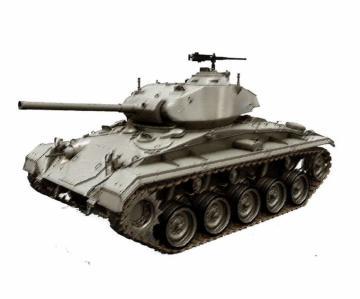 M-24 Chaffe - Korean War · IT 6587 ·  Italeri · 1:24